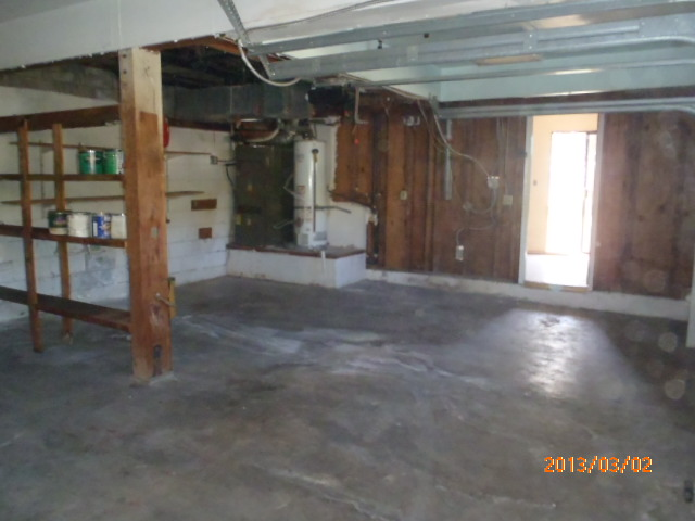 Garage Clean Up Before Compton Junk Removal During